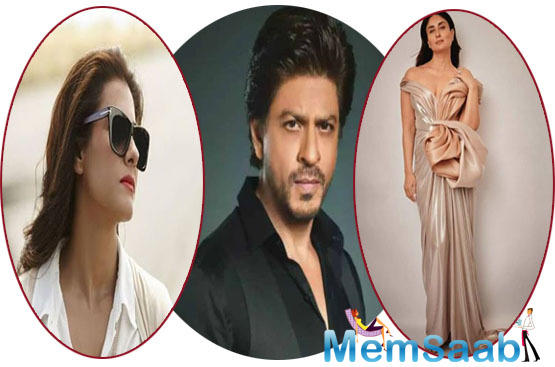 Kareena or Kajol, who will cast opposite Shah Rukh Khan in his next film with Rajkumar Hirani?