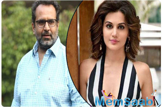 Aanand L Rai opens up about Haseen Dillruba starring Taapsee Pannu