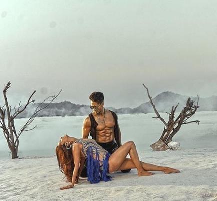 Tiger Shroff reveals he had a 'huge crush' on Shraddha Kapoor in school