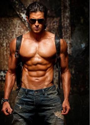 Hrithik, made his Bollywood debut in year 2000
