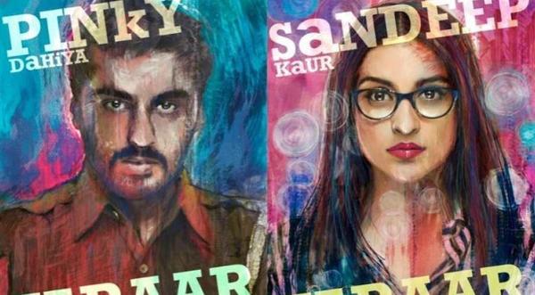 Dibakar is presenting Arjun Kapoor and Parineeti Chopra in an all-new avatar