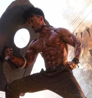 Shroff is gearing up for the release of Baaghi 3