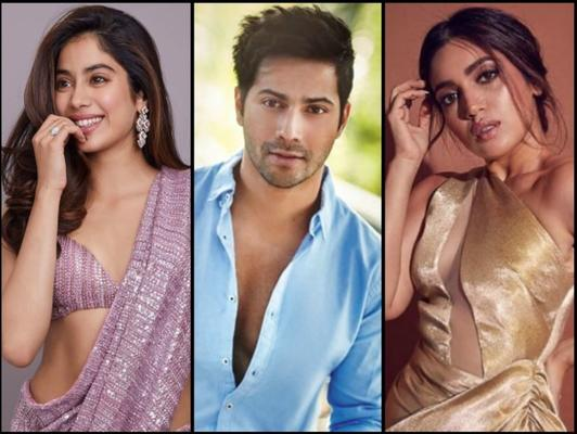 Varun Dhawan and Janhvi Kapoor were not able to give combination dates