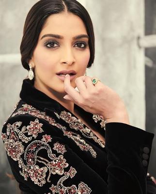 Sonam Kapoor was last seen alongside Dulquer Salmaan in The Zoya Factor