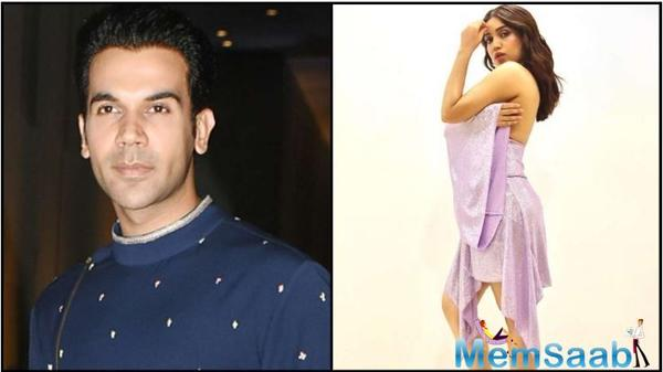 Rajkummar Rao and Bhumi Pednekar to star in Badhaai Ho 2