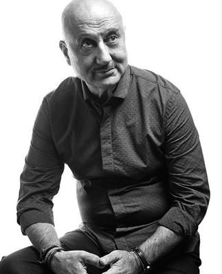 I am happy the kind of person I have turned out to be: Anupam Kher