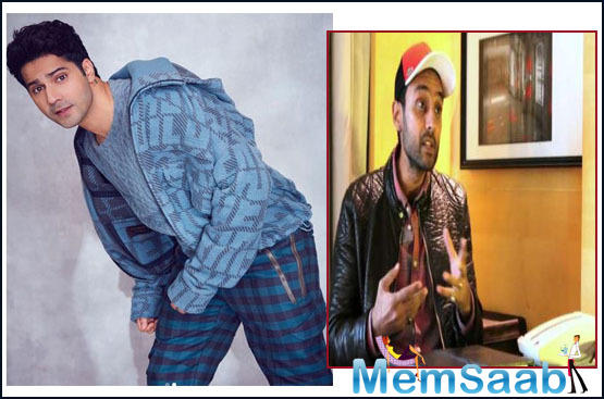 Varun Dhawan to star in action thriller helmed by 'Kesari' director Anurag Singh?