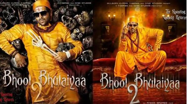 Kartik Aaryan thinks Bhool Bhulaiyaa 2 sets in Lucknow is 'haunted'