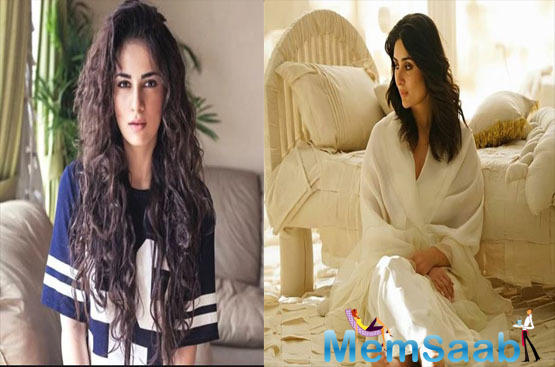 Radhika Madan: Kareena Kapoor Khan is a sweetheart and a warm person