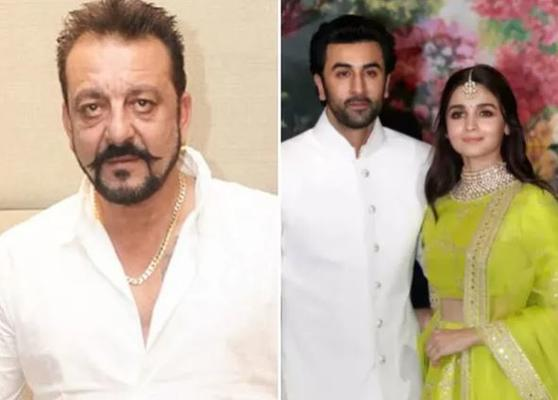 Sanjay Dutt is all praises for Ranbir Kapoor & Alia Bhatt; Says everyone loves them