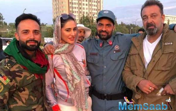 Sanjay Dutt and Nargis Fakhri starrer Torbaaz to get an October 2020 release