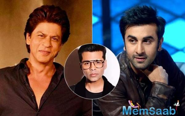 Exclusive! Shah Rukh Khan plays a scientist in Brahmastra