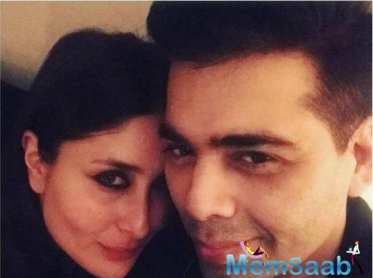 Karan Johar: Kareena knows all the gossips, feels she has installed CCTVs inside people's houses