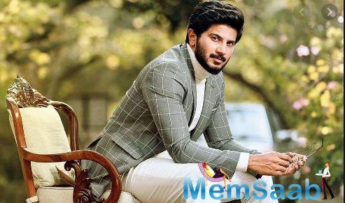Dulquer and director Hanu Raghavapudi team up!