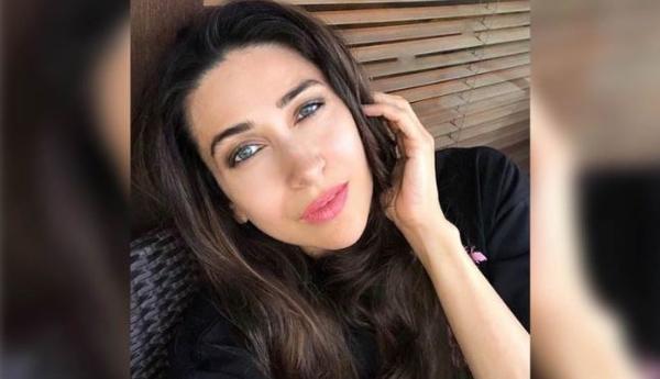 Karisma Kapoor spreads positivity on social media regarding social distancing