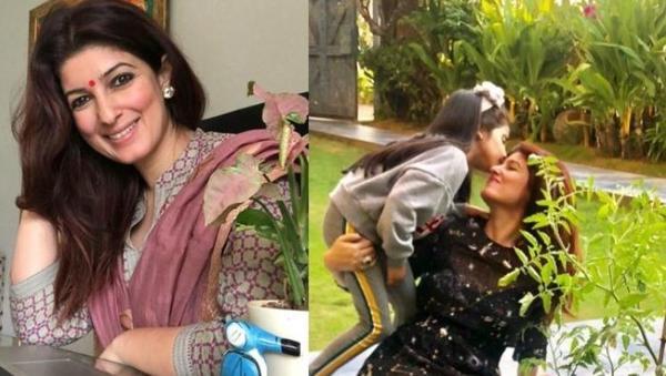 Akshay Kumar keeps daughter Nitara busy as Twinkle Khanna tries to write during coronavirus lockdown