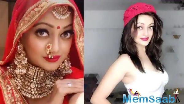 Take a look! Manasi Naik look alike Aishwarya Rai