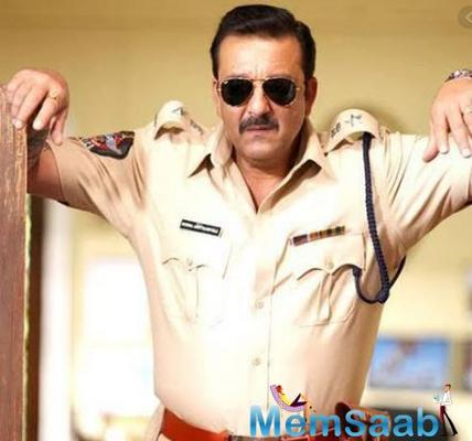 'Bhuj: The Pride of India': Sanjay Dutt to play the role of an IAS officer in the film