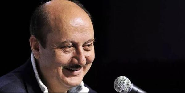 Anupam Kher hopes his hair will grow during lockdown: