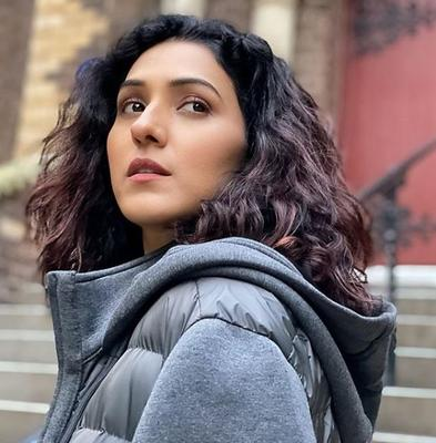 When we reached the airport to board our flight, it was all deserted: Neeti Mohan