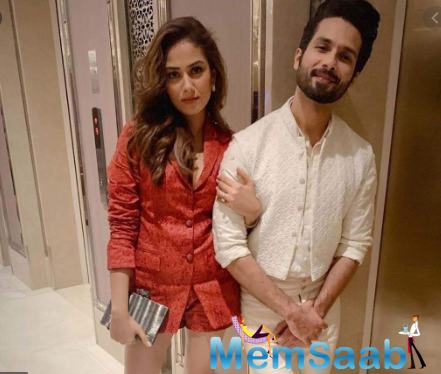 Coronavirus lockdown: Here's how Shahid and wifey Mira Rajput are keeping themselves healthy amid quarantine