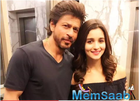 Alia Bhatt and SRK to come together Siddharth Anand's film?