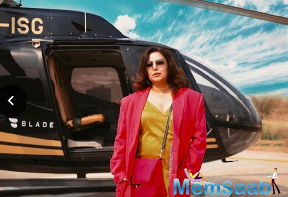 COVID-19: Farah Khan urges people to donate generously for film workers body