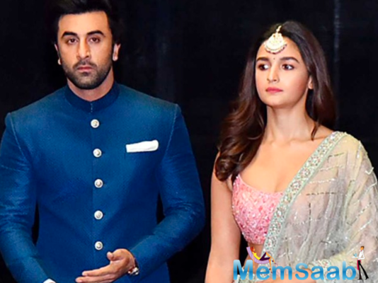 Are Ranbir Kapoor and Alia Bhatt living together due to lockdown?