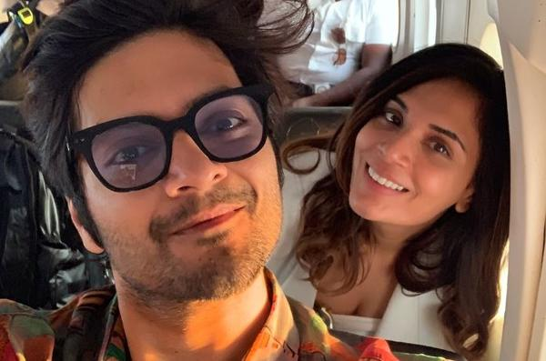 Ali Fazal dons Batman mask for 'quick delivery' to needy