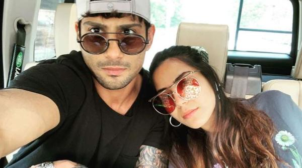 Prateik Babbar, Sanya Sagar living separately after one year of marriage?