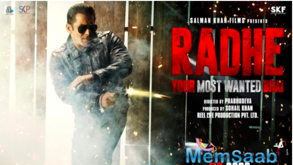 Salman Khan starrer 'Radhe: Your Most Wanted Bhai' to not release on Eid 2020 due to Coronavirus Pandemic?