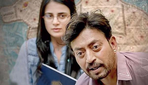 Irrfan watches Angrezi medium premieres online with Radhika Madan, Pankaj Tripathi, Deepak Dobriyal