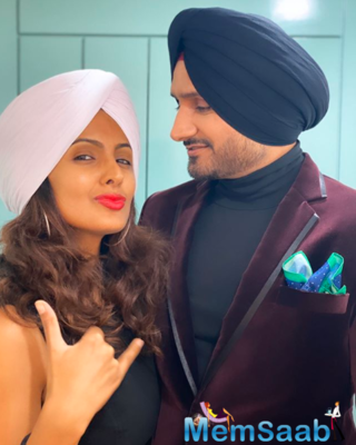 Geeta Basra on refusing films: Decided my focus was my relationship with Harbhajan Singh and our family