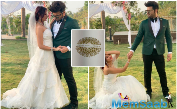 Are Paras Chhabra and Mahira Sharma planning to get married? this wedding card says so!