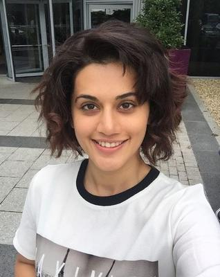 Taapsee has been sharing throwback pictures through the lockdown
