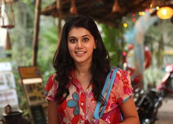 Twitter is a war-zone: Taapsee Pannu