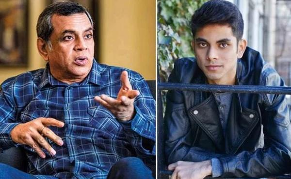 Paresh Raval says he was surprised to know his son has signed a film as an actor