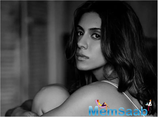 Two days later, even her father, producer Karim Morani, tested positive for the virus.