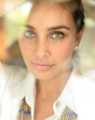 Lisa Ray has shared a post about life in Singapore amid coronavirus spread