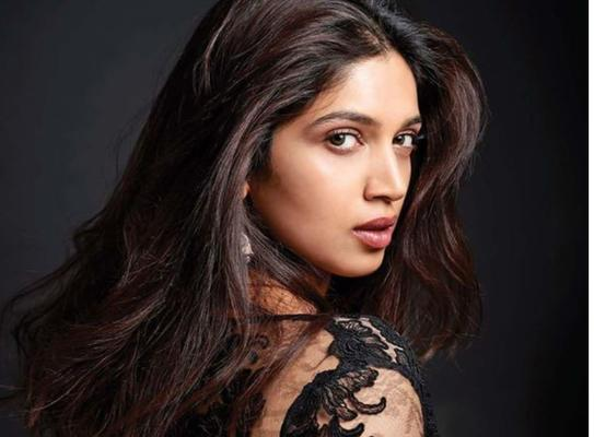 Bhumi Pednekar gets emotional about losing her father to cancer