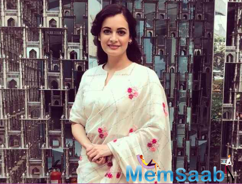 The gorgeous Dia Mirza has been away from the big screen for quite some time, but the actress has taken up several environmental causes.