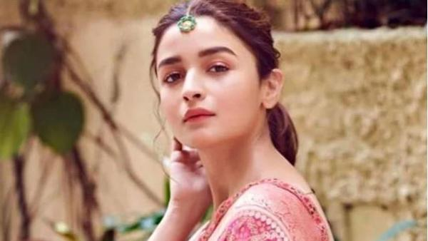 Alia will soon be seen in one of her father's movie for the first time