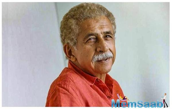 Naseeruddin Shah spends quality time with son amid lockdown