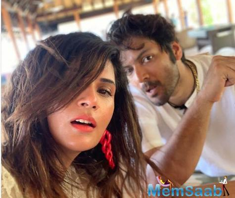 Ali Fazal reveals how he proposed to Richa Chadha, says, 'I was so s**t scared'