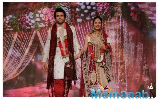 Did you know? Rithvik Dhanjani and Asha Negi secretly tie a knot before their breakup, See pics