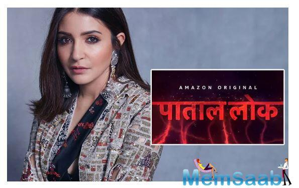 'Pataal Lok': Anushka Sharma shares the teaser of her amazon prime show