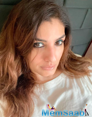 Raveena Tandon starts a campaign to stop attacks on the medical fraternity