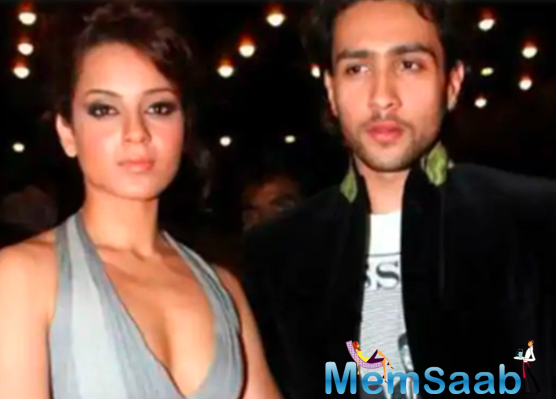 Adhyayan Suman on Kangana Ranaut: I have left that topic miles...miles behind in my life