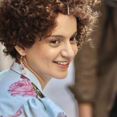 Kangana has started her own production house and co-directed Manikarnika