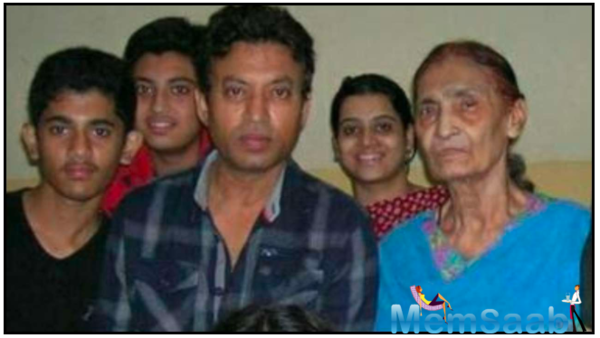'Amma has come to take me,' Irrfan Khan's last words before he died